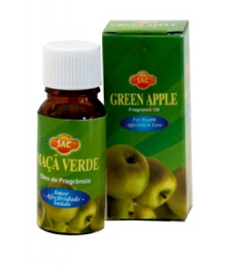 Oleo Perfumado Green Apple (Manzana Verde)