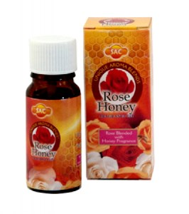 Oleo Perfumado Rose Honey (Rosa Miel)