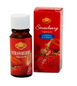 Oleo Perfumado Strawberry (Frutilla)