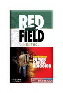 Tabaco Redfield Menthol