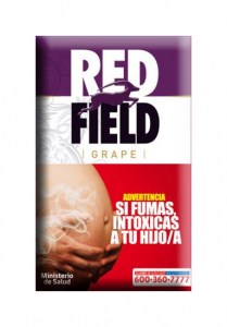 Tabaco Redfield Grape