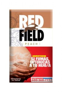 Tabaco Redfield Peach