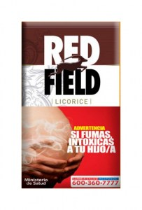 Tabaco Redfield Licorice