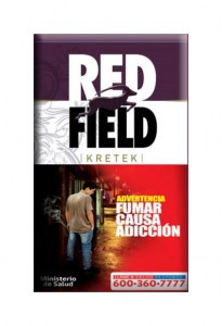 Tabaco Redfield Kretek