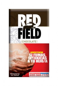 Tabaco Redfield Chocolate