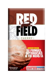 Tabaco Redfield Cherry